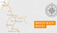 A-Rosa Flora – Rhein Panorama Amsterdam bis Basel (7 Nächte)