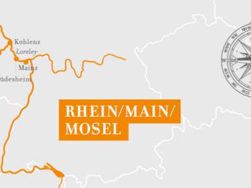 A-Rosa Flora / Silva Rhein Romantik mit Mosel ©A-Rosa Flussschiffe