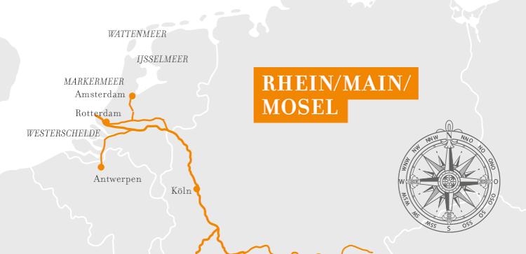 A-Rosa Flora / Silva Rhein Silvestertraum ©A-Rosa Flussschiffe