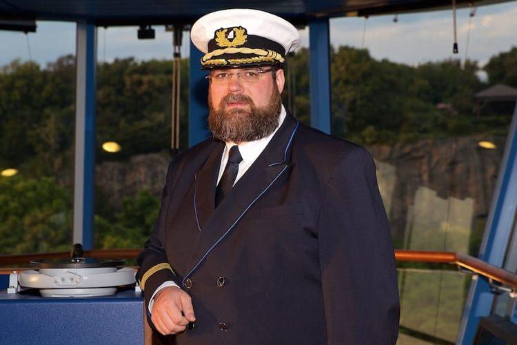 AIDA Kapitän - Boris Becker / © AIDA Cruises