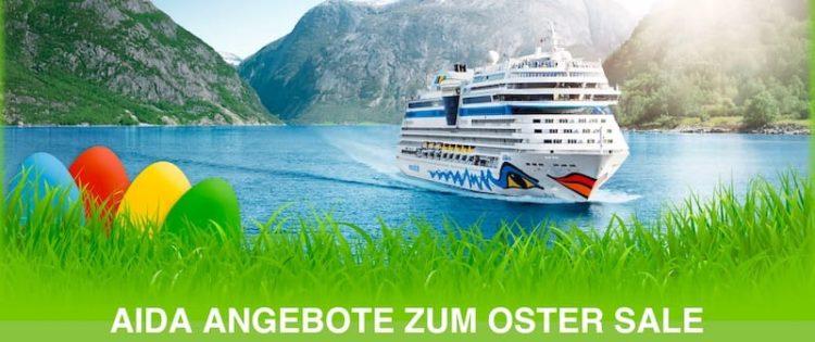 AIDA Oster Sale - Günstige AIDA Kreuzfahrten zu Ostern / © AIDA Cruises