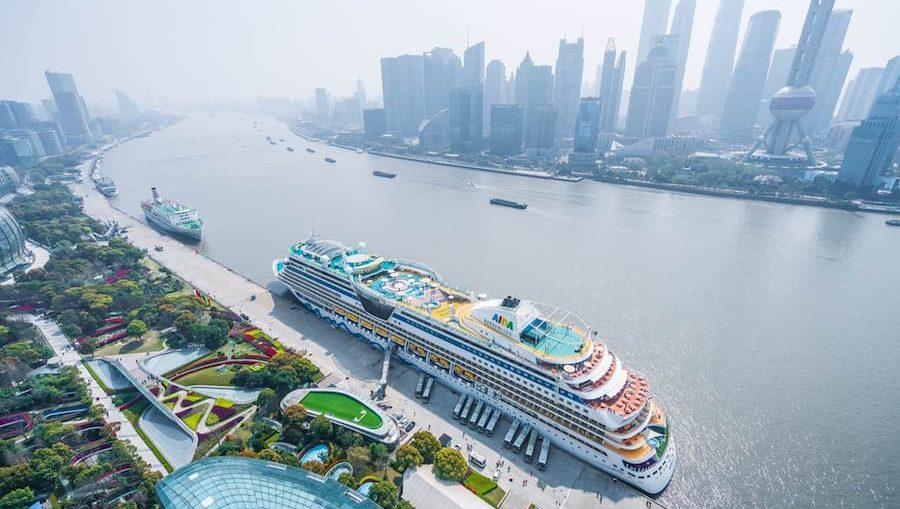 AIDAbella - AIDApur Reise mit zweitem Kapitän nur für die Gäste / © AIDA Cruises