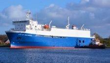 Unfall im Nordostsee-Kanal: Frachtschiffe knallen ineinander