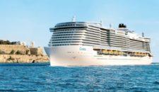 Meyer: Baustart für 7 LNG Kreuzfahrtschiffe: AIDA, Costa, P&O Cruises und Carnival Cruise Lines