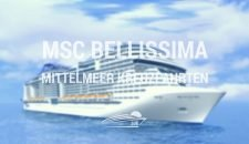 MSC Bellissima – Mittelmeer Kreuzfahrten