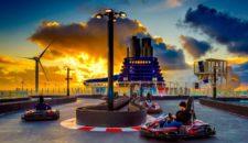 Norwegian Joy offiziell an Norwegian Cruise Line übergeben