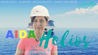 Video: AIDAnova Neuheiten - Kabinen, Restaurants, Name und mehr!