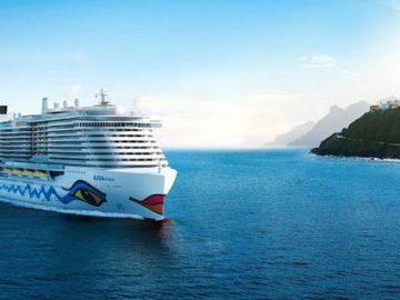 AIDAnova Mittelmeer Kreuzfahrten / © AIDA Cruises
