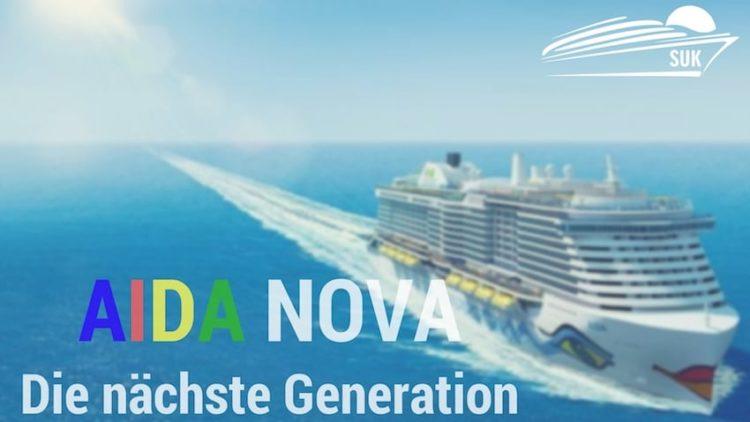 AIDAnova (Helios Klasse) - die neue Generation aus Papenburg / © AIDA Cruises