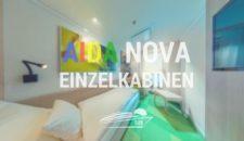 AIDAnova: Einzelkabinen