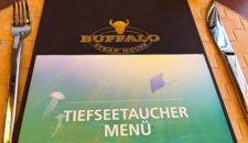 Buffalo Steakhouse / AIDAperla
