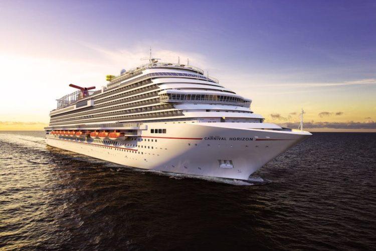 Carnival Horizon - der Carnival Neubau startet im April 2018 / © Carnival Cruise Line