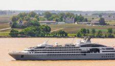 Foto: Mit dem Kreuzfahrtschiff ans Weingut