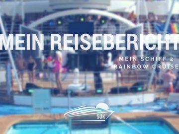 Mein Schiff 2 Reisebericht: Rainbow Cruise
