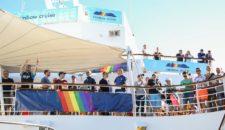 Video: So war die Mein Schiff – Schwulenkreuzfahrt (Rainbow-Cruise)