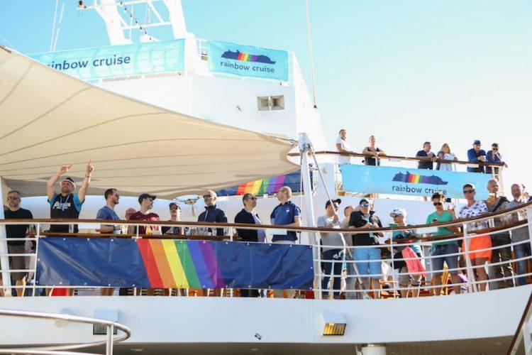 Mein Schiff Schwulenkreuzfahrt - Review der Rainbow Cruise / © TUI Cruises