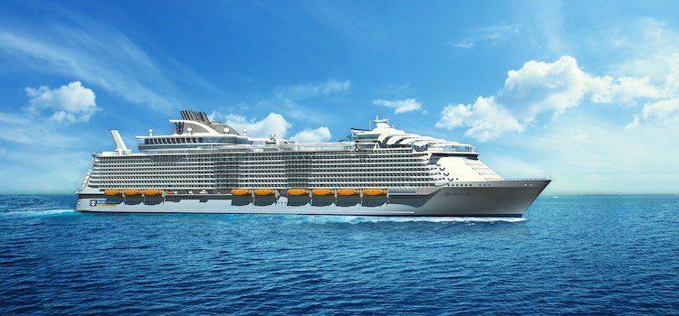 Melody of the Seas / © Royal Caribbean