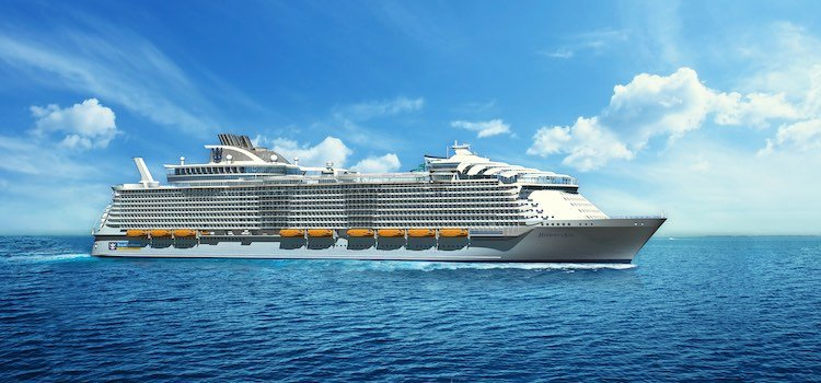 Melody of the Seas / © Royal Caribbean