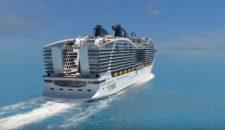MSC Kreuzfahrten bekommt drei weitere LNG-Kreuzfahrtschiffe von STX Werft