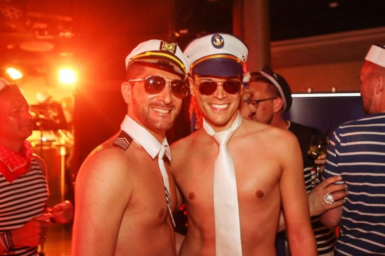 Gay-Cruise - die Rainbow Cruise auf Mein Schiff / © TUI Cruises