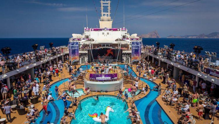 World Club Cruise 2017 / © BigCityBeats
