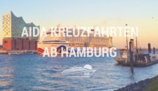 AIDA ab Hamburg