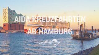 AIDA ab Hamburg - Alle Kreuzfahrten ab Hamburg mit AIDA Cruises