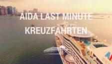AIDA Last Minute Kreuzfahrten
