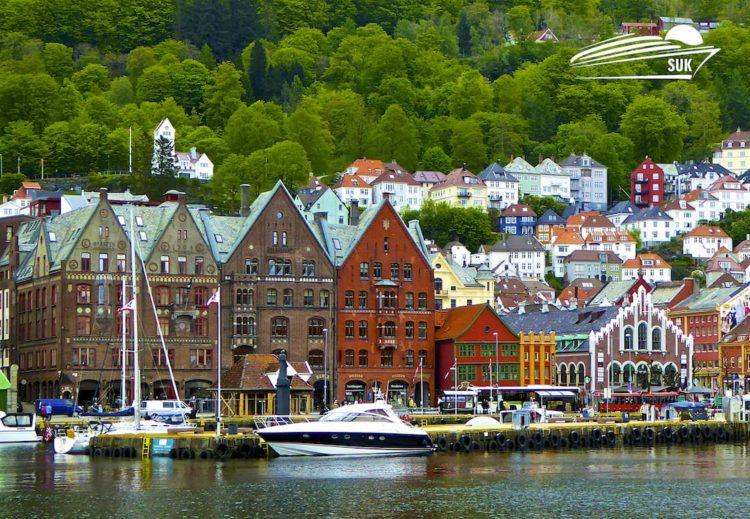 Bergen / Norwegen