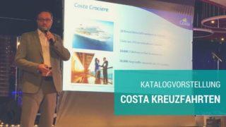 Costa Katalogvorstellung 2017/2018