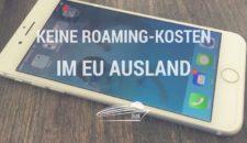 Kreuzfahrt: Roaming Gebühren Handy & Internet
