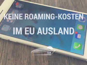 Keine Roaming-Gebühren mehr für Kreuzfahrten im EU-Ausland