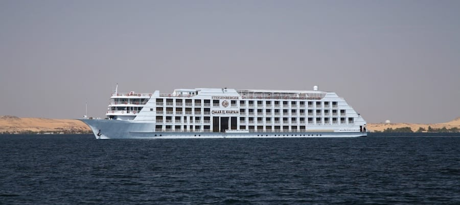 MS Omar El Khayam / © Nicko Cruises