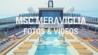 MSC Meraviglia Bilder & Videos