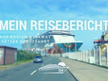 Norwegian Getaway Reisebericht Ostsee Kreuzfahrt