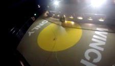 Video: Mein Schiff 5 – Helikoptereinsatz vor Mallorca