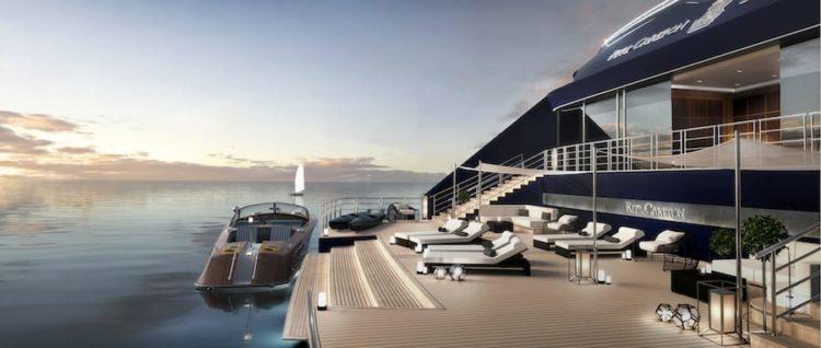 Die neuen Superyachten / Ritz Carlton