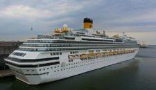 300 Kilo Kokain wollten Schmuggler auf Kreuzfahrt mitnehmen – Costa Favolosa