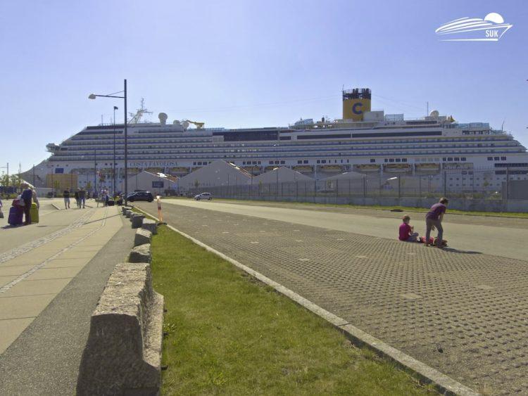 Kopenhagen: Kein neues Cruise Terminal im Jahr 2022! - Projekt wird pausiert