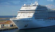 MSC Magnifica auf erster MSC World Cruise