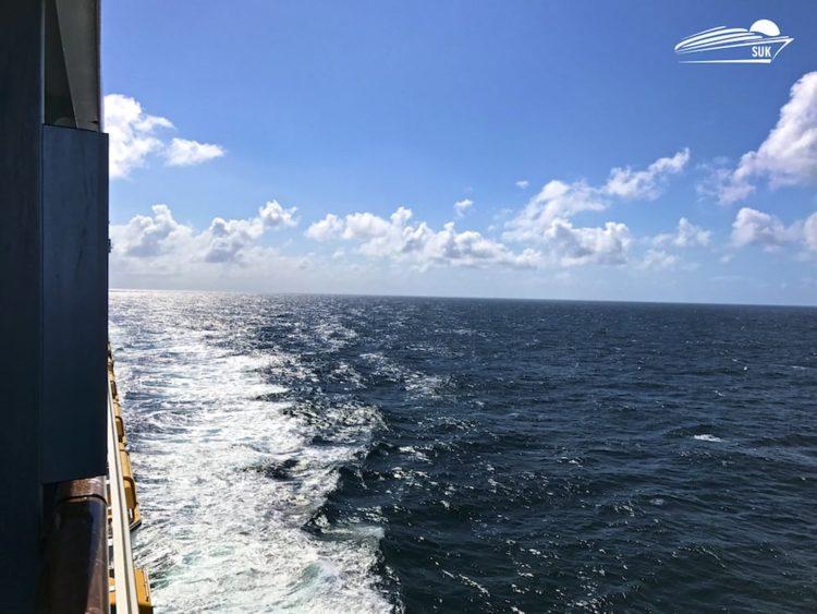 Seetag von Kopenhagen nach Geiranger