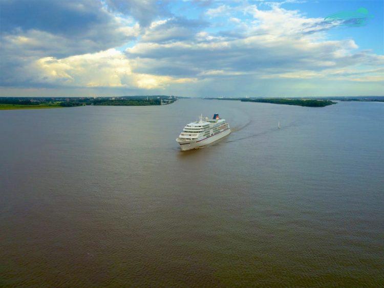MS Europa beendet erste Kreuzfahrt nach dem Neustart