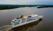 MS Hamburg: Neue Antarktis Route mit Südgeorgien in 2019 /2020