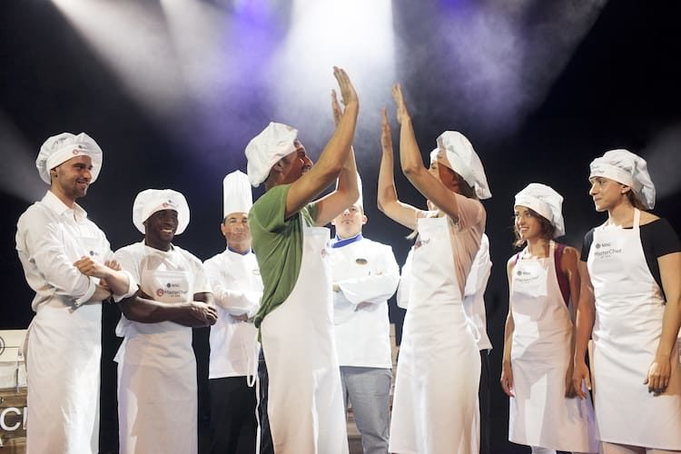 MSC Masterchef at Sea / © MSC Cruises