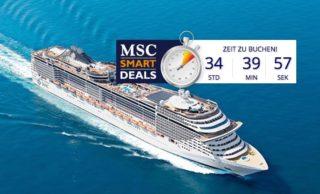 MSC Smart Deals © MSC Kreuzfahrten
