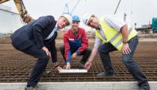 Neptun Werft: Neue Halle für Maschinenräume für die Meyer Werft