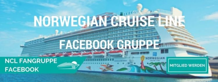 Werde kostenlos Mitglied in der Norwegian Cruise Line Gruppe!