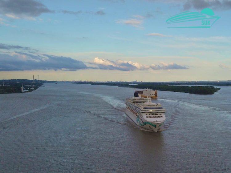 Norwegian Cruise Line: Neustart wird von einer Doku-Serie begleitet