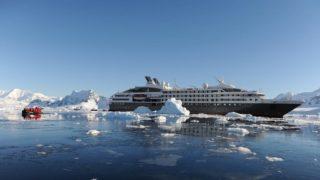 Ponant Arktis Kreuzfahrten - ab sofort buchbar für das Jahr 2019 / © Ponant