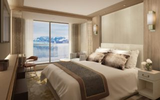 Infinity Suite auf der World Explorer / © Quark Expeditions